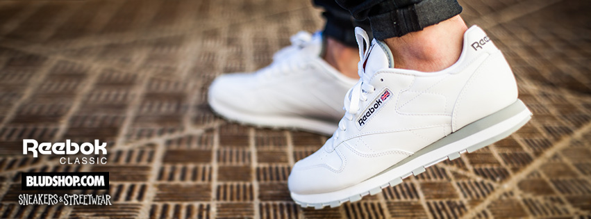 Reebok Classic leather White powraca