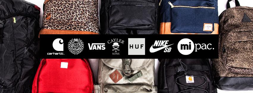 Bogata oferta plecaków i toreb w bludshop.com